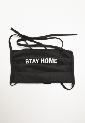 Stay Home Face Mask 2-Pack Mister Tee
