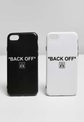Back Off I Phone 6/7/8 Phone Case Set Mister Tee
