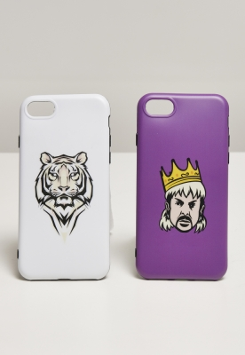 Big Cats I Phone 6/7/8 Phone Case Set Mister Tee
