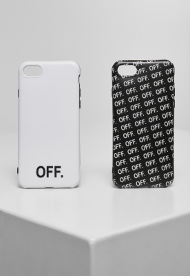OFF I Phone 6/7/8 Phone Case Set Mister Tee