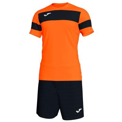 Set Academy Ii Orange-black S/s Joma