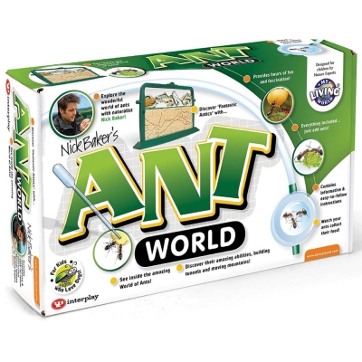 My Living World Ant World Set