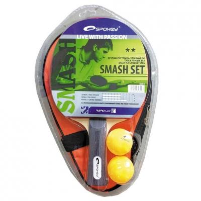Set of ping-pong bats Spokey Smash Set 81812