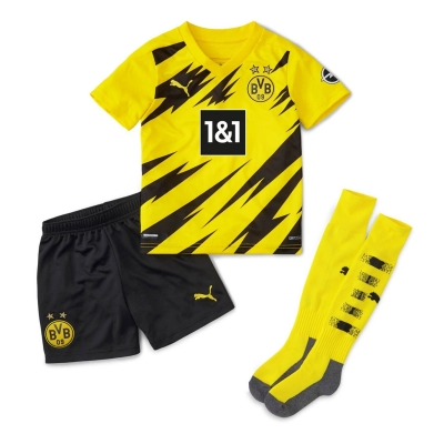 Puma Borussia Dortmund Home Mini Kit 2020 2021