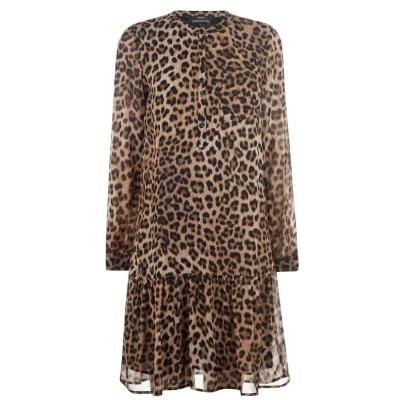 Rochie SET SET Leopard Print Midi