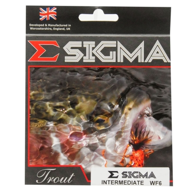 Shakespeare Sigma Fly Line
