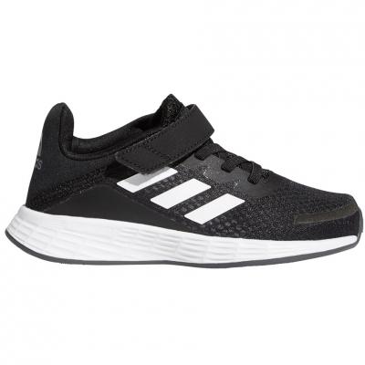 Pantofi sport for adidas Duramo SL C black FX7314 Copil