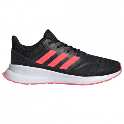 Pantofi sport for adidas Runfalcon K black-and-reefs FV9441 pentru Copil