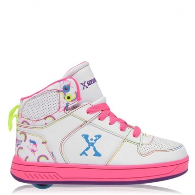 Pantofi sport Sidewalk Sport Hi Top Roller de fete Junior