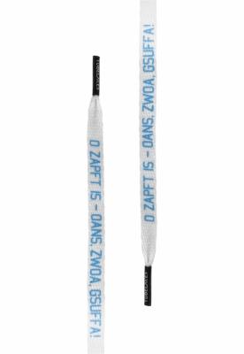 White Flat BavariaPack Tubelaces