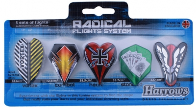 HARROWS SYSTEM 5 FLIGHTS RADICAL