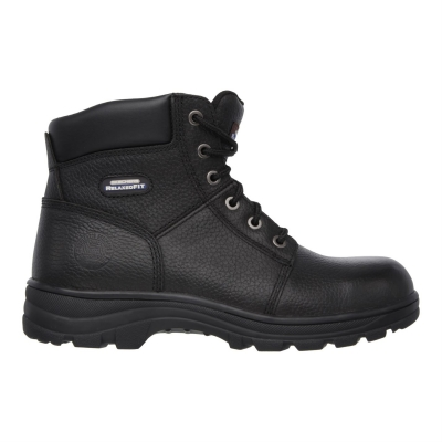 Seapca Ghete sport Skechers Work Workshire Steel Toe Safety pentru Barbati