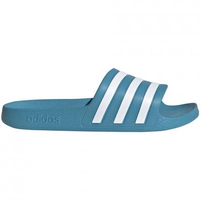 Papuci Casa Adidas Adilette Aqua blue FY8100