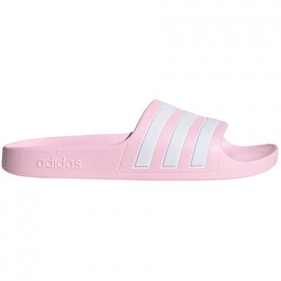 Papuci Casa Adidas Adilette Aqua pink 's FY8072 Copil