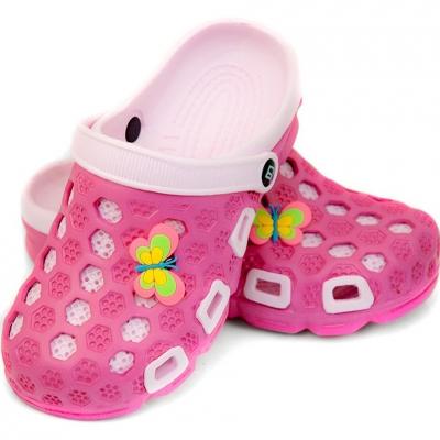 Papuci Casa for Aqua-speed Hawaii pink col03 de fete