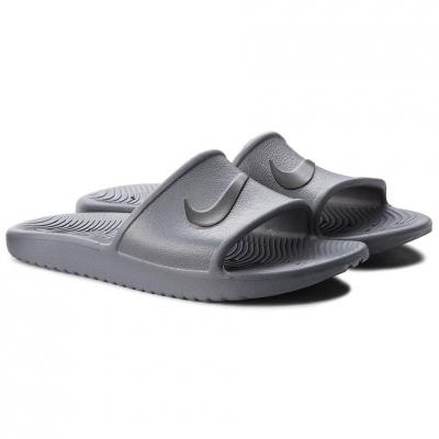 Papuci Casa Nike Kawa Shower gray men's 832528 010