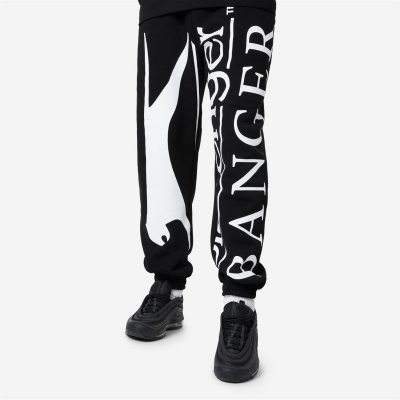 Slazenger Banger Banger All Over Print Jogging Bottoms