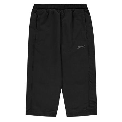 Pantaloni scurti Slazenger Three Quarter SL Woven de baieti Junior