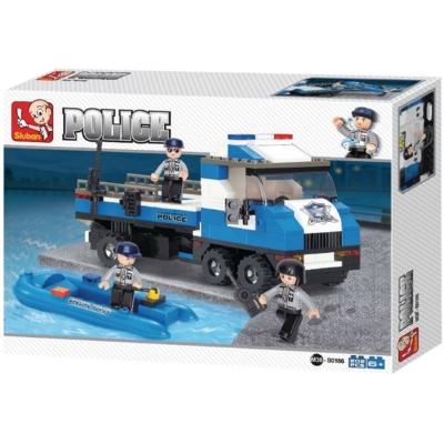Sluban Police Truck