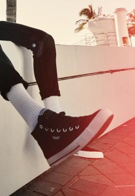 Tenisi panza High Top Sneaker Urban Classics