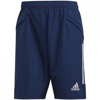 Pantaloni scurti adidas men's Condivo Short granatowo DT 20-white ED9227 adidas teamwear