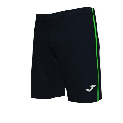 Open Iii Bermuda Black Fluor Green Joma