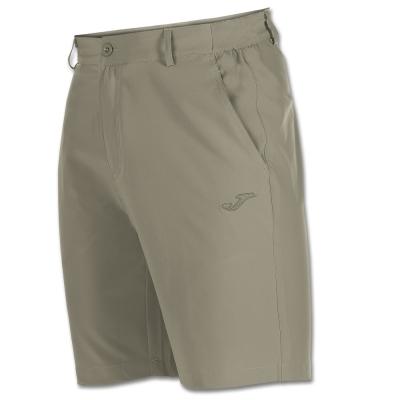 Pantaloni scurti Golf Beige Joma