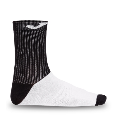 Soseta With Cotton Foot Black Joma