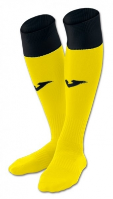 Sosete Assortment | Football Calcio 24 Yellow-black -pack 4- Joma