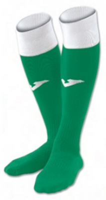 Sosete Assortment | Football Calcio 24 Green-white -pack 4- Joma