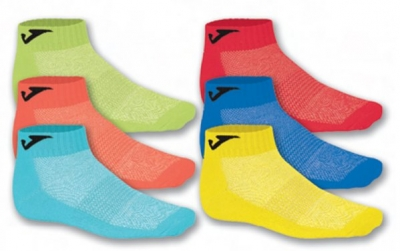 Sosete Assortment | Ankle Colores -pack 12 Prs- Joma