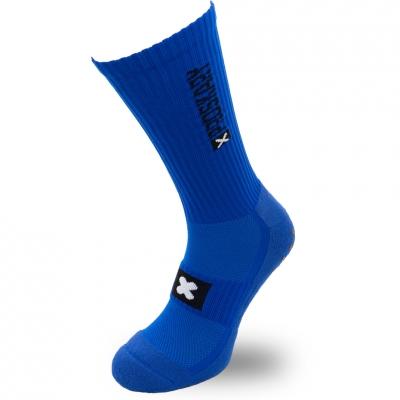 Sosete Proscars blue non-slip training Junior