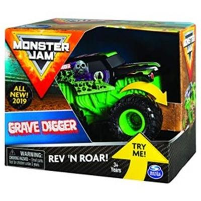 Spin Master Monster Jam Vehicles