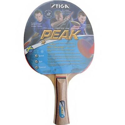 Stiga Peak ping pong rack *