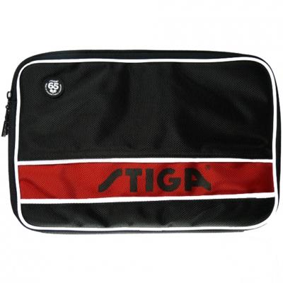 Stiga Style Double racket black-red