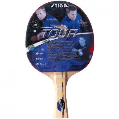Stiga Tour ** 163301 Ping Pong bats