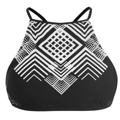 Slazenger Crop Bikini Top pentru Femei
