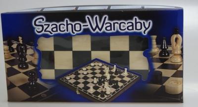 SZACHO-WARCABY MAG.