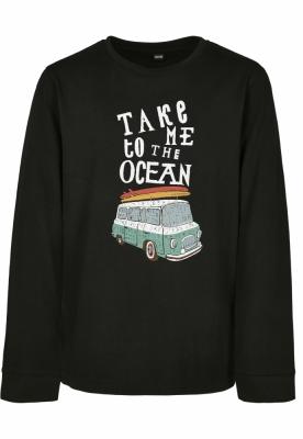 Take Me To The Ocean Longsleeve pentru Copil Mister Tee