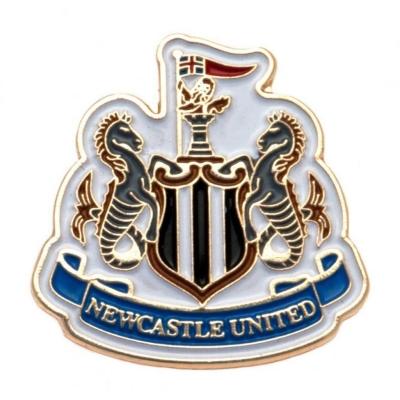 Team Club Shield Pin Badge