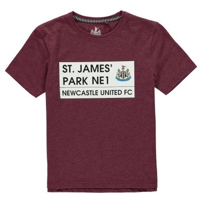 Tricouri Team St James Park de baieti Junior