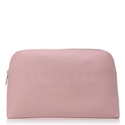 Ted Baker Crosshatch Debossed Washbag