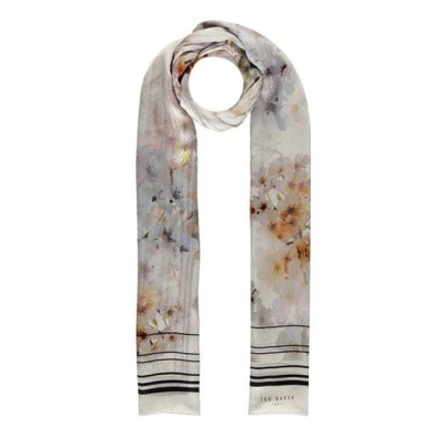 Ted Baker Ted Baker Frilly Long Scarf