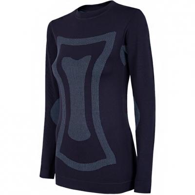 Tricou 's thermoactive Outhorn dark navy blue HOZ19 BIDB601G 30S pentru Femei