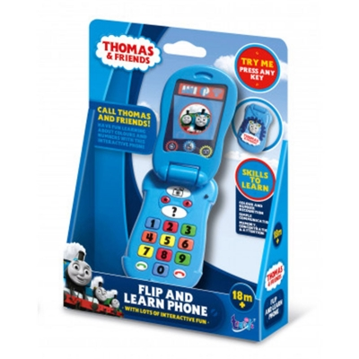 Thomas and Friends and Friends Flip Phone