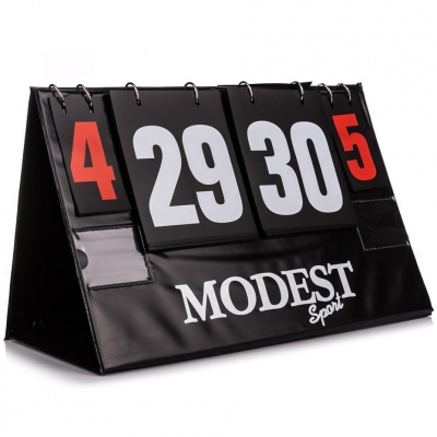 MODEST 1-30 RESULTS