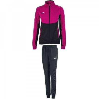 Jachete Micro Essential Black-pink pentru Femei Joma