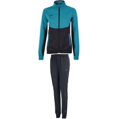 Jachete Micro Essential Black-turquoise pentru Femei Joma