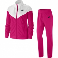 's Nike Swoosh Track Suit NSW pink BV4958 630 pentru Femei
