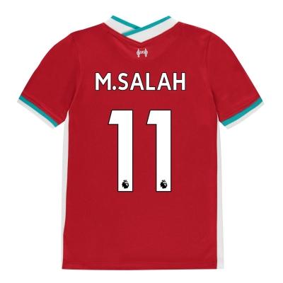 Tricou Acasa Nike Liverpool Home Mohamed Salah 2020 2021 Junior